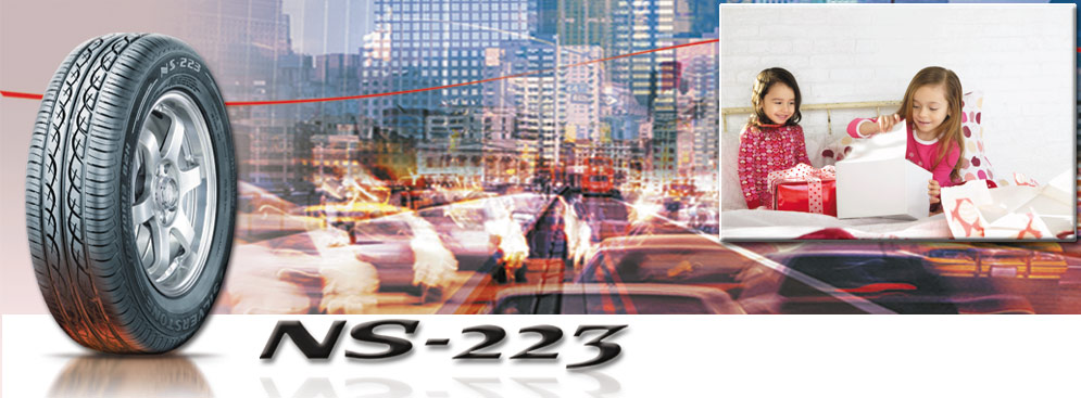 (Banner) Silverstone NS223  - Tyre Service Malaysia ( Johor ) - ( YaKKah )