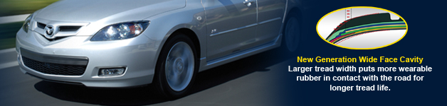 Tyre & Rim Service Malaysia - GoodYear DuraPlus - Model & Spec & Price - YkTyre ( Yakkah ) - Top Banner