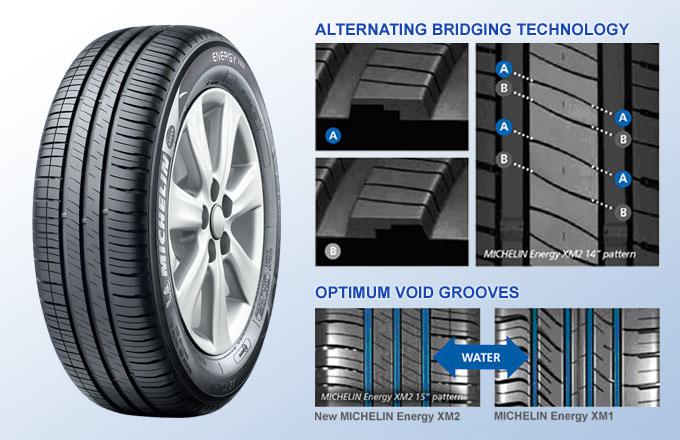 Tyre & Rim Service Malaysia ( Johor - JB ) - Michelin XM2 - Feature Banner -  Yakkah ( YkTyre ) 2014