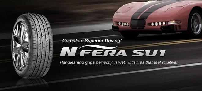 Tyre and Rim Service Malaysia - RoadStone Nfera SU1 - Feature & Banner - YkTyre ( Yakkah )