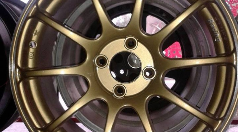 USED – Sport Rim Advan Racing