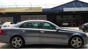 Mercedes AMG Sport Rim(E200) 1