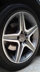 Mercedes AMG Sport Rim(E200) 2