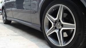 Mercedes AMG Sport Rim(E200)