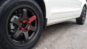 Te37 used sport rims 1